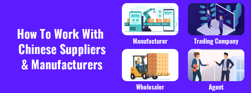 Chinese Suppliers And Manufacturers – The Four You Need To Know