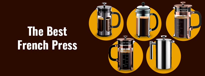 Best French Press Options - Import Ready For You