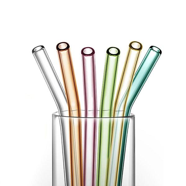 Glass Straws