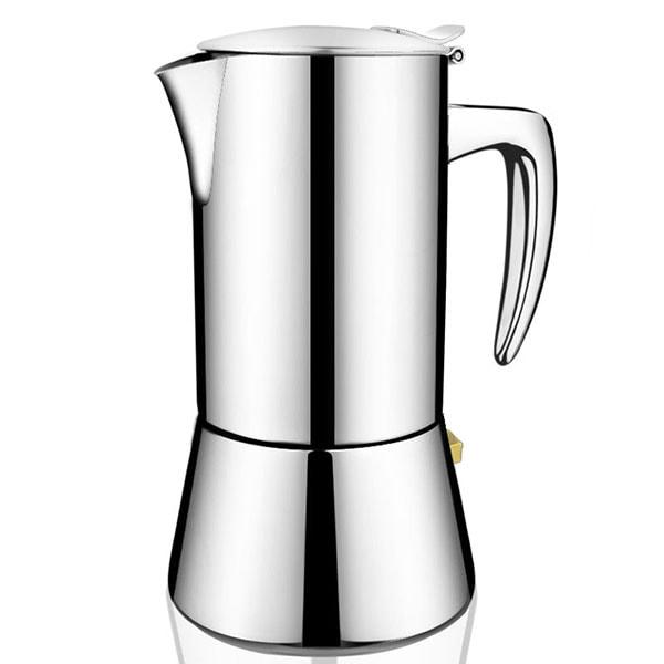 Stainless Steel Moka Pot