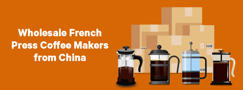 Wholesale French Press Coffee Makers