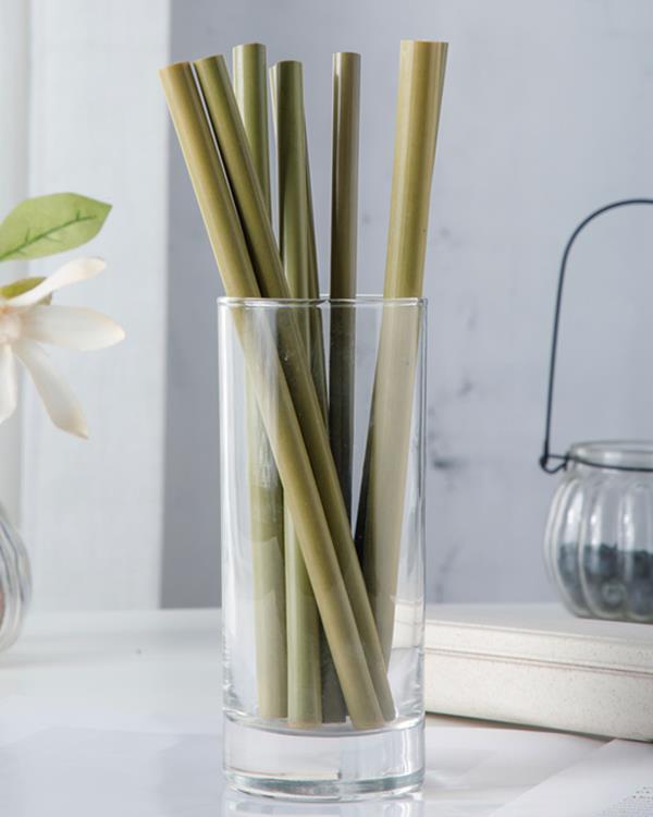 arrow bamboo straws