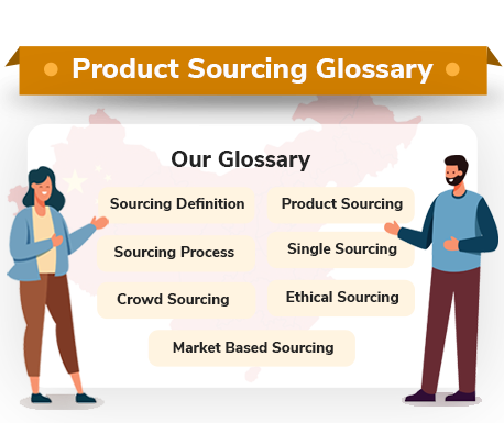 product sourcing glossary