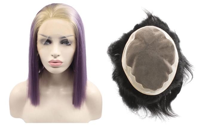 realistic wigs