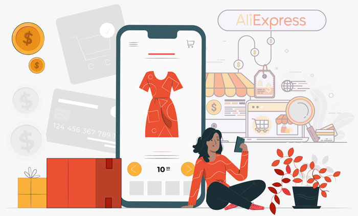 smart shopping on aliexpress
