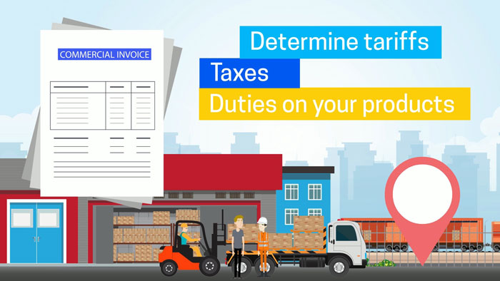 Purpose of Commercial invoice