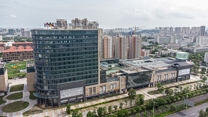 Yangjiang International Hardware Knives and Scissors Trade City