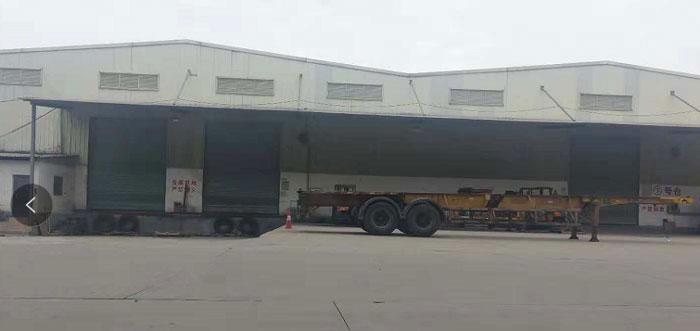 longgang warehouse outside